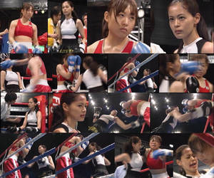 Japanese female boxing TV drama by femboxjp