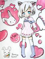 CE: Bunny Love Haru by Megumi-Seramu