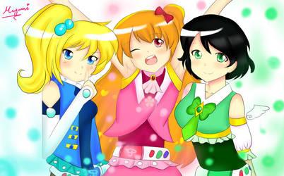 Power Purity Girls by Megumi-Seramu