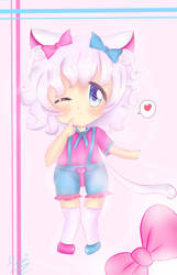 Sweet Kitty by Megumi-Seramu