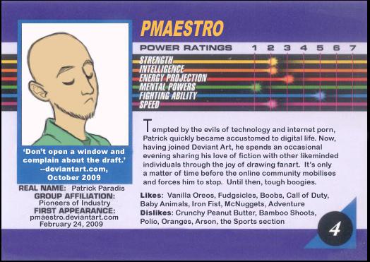 pmaestro's Profile Picture