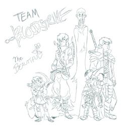 130525 Team Bloodstrike The Beautiful by pmaestro