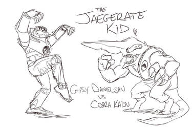 The Jaegerate Kid by pmaestro