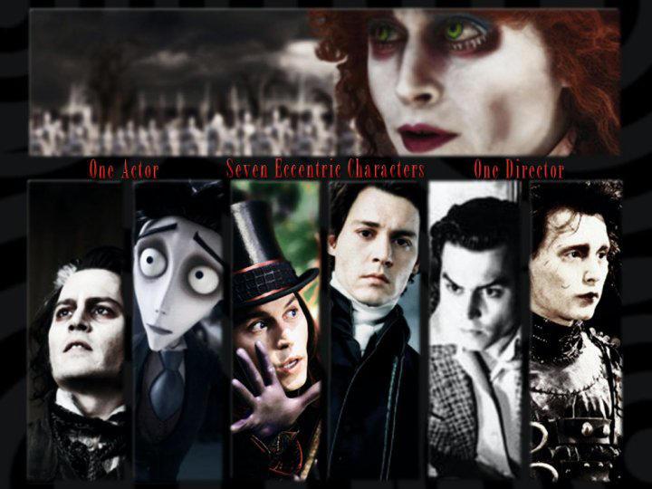 Johnny Depp Meets Tim Burton By Joyfulartist21 On Deviantart