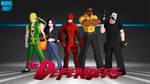 The Defenders by NikembeP