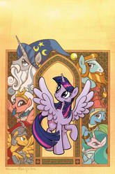 Legends of Magic #1 by BrendaHickey