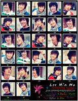 Min Ho's Coloring Icons by o00khanhlynk00o