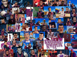 Robbie Wallpaper by scampscooter12