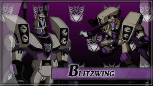 Blitzwing Wallpaper by scampscooter12