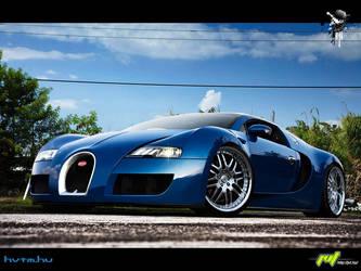 Bugatti Felino by Dice-creations