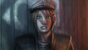 Resident Evil by CrescentDebris
