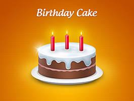 Birthday Cake by EgorCulcea