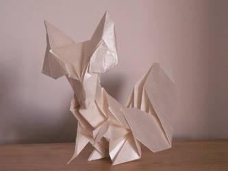 Ivory Fox by Send-a-Dream