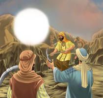 Persiapan Perang Khandaq by Joemand