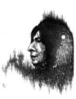 Snape Severus by NeoXVl