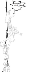 PDL| Fake opening wip Durarara style by Reiki-kun