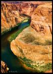 Colorado River by ChimpyJay