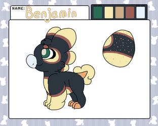 [Wyngro] Benjamin by Cherry-Spot