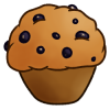 [Wyngro] Bleckuberry Muffin by Cherry-Spot
