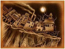 Aquannaque Heights by CapnDeek373