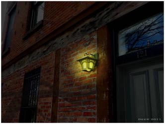 we'll keep a light on for ya by CapnDeek373