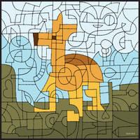 the llama by CapnDeek373