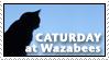 Caturday stamp by CapnDeek373