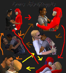 Love Rectangle by HyperEspio