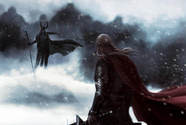 in jotunheim by RAICHUCHU