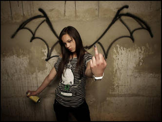Lil' Devil I by apolonn