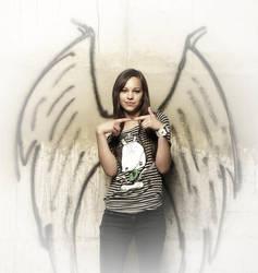 Angelpunk I by apolonn