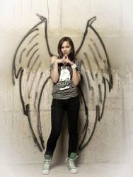 Angelpunk II by apolonn