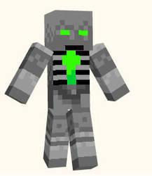 My Minecraft Self by MechaTron04