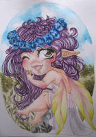 Little fairy by YouCantSeeMee