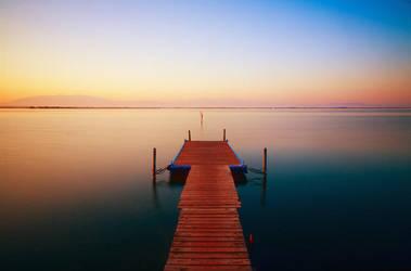 Mesologi lagoon by Chris-Lamprianidis