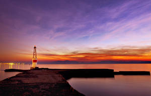 Lighthouse by Chris-Lamprianidis