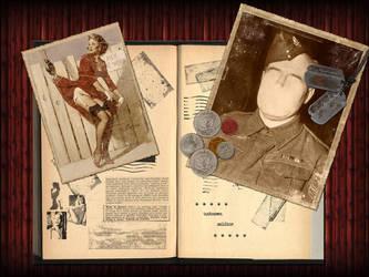 The unknown soldier by morganaarau