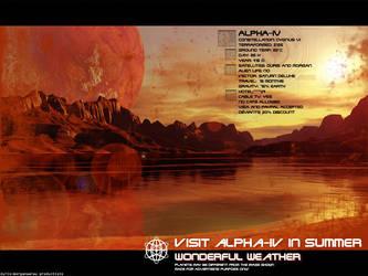 Alpha-IV by morganaarau