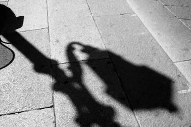 Long shadow by morganaarau
