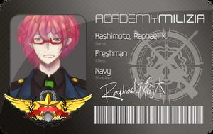 MZ: ID (Raphael Hashimoto) by sealartonline