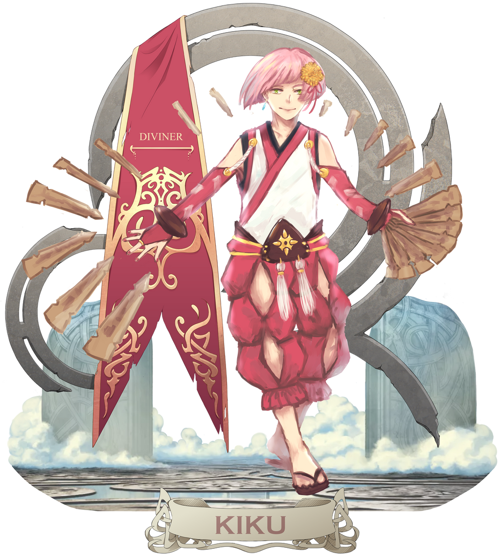 [I--N] Kiku by sealartonline