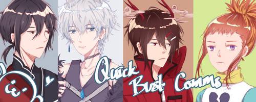 [CM] Quick Busts by sealartonline