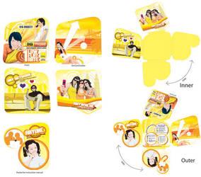 Digi Simpack Packaging design by cherrylliciouz