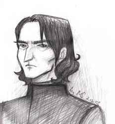Brooding Sev by matisnape