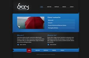 Dioxyportfolio Webdesign by dioxyzone