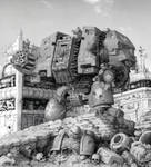 Warhammer 40000 Dreadnought by garr0t