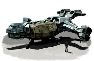 Simple Shuttle Design by garr0t