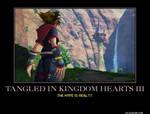 Kingdom Hearts III Demotivational by lightyearpig