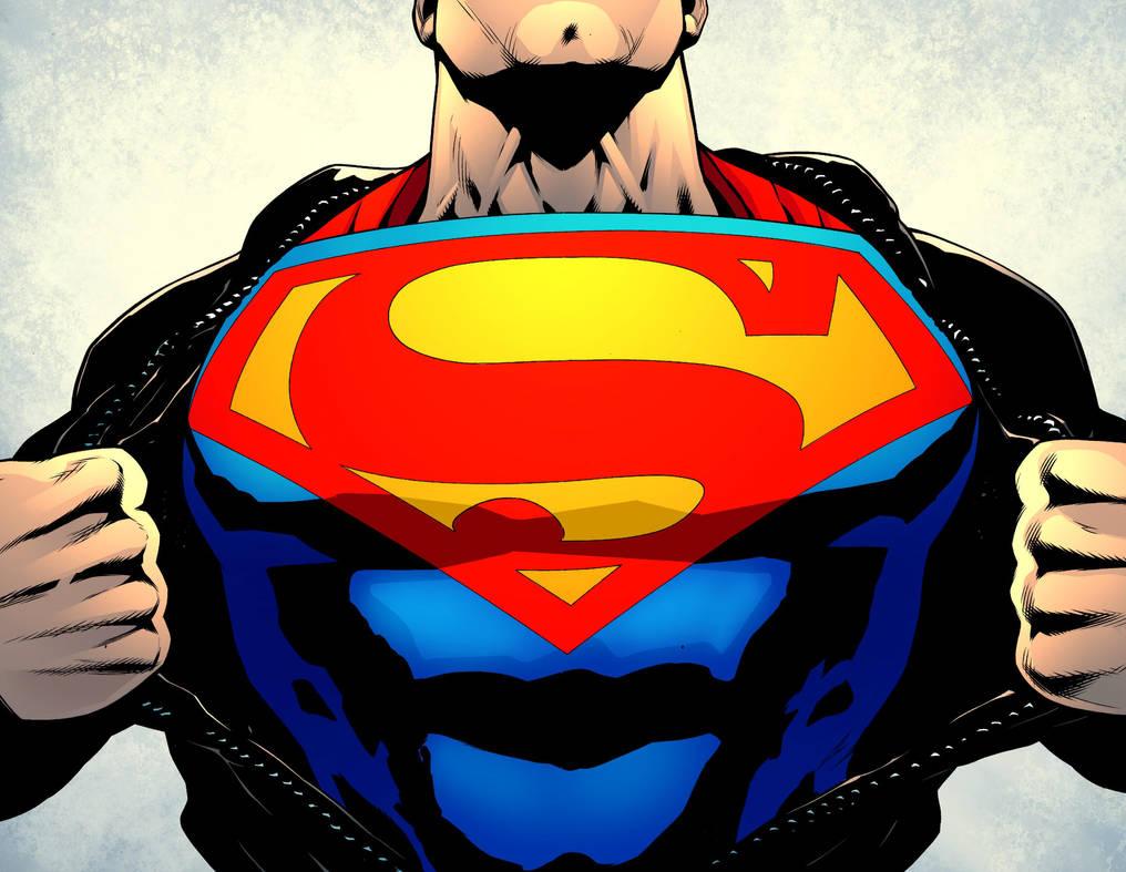 Superman-1-S by lightyearpig