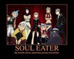 Soul Eater poster by lightyearpig